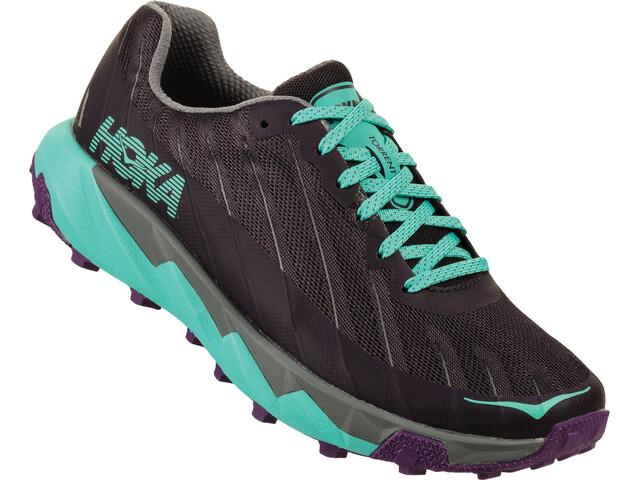 Hoka One One Torrent Zapatillas running Mujer, nine iron/steel gray